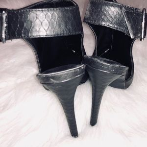 Mossimo Supply Co. Shoes - NWOT Black Heels